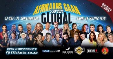 Afrikaans Gaan Global