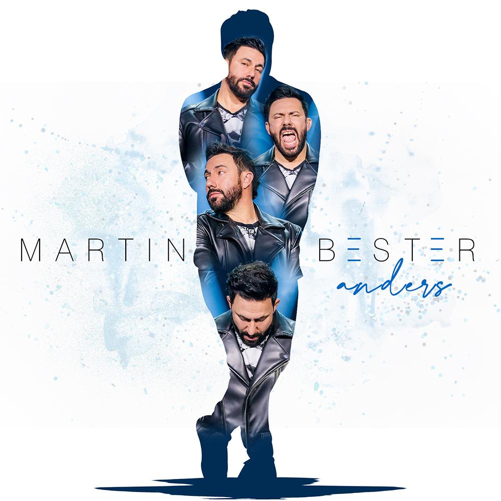 Martin Bester Anders Omslag