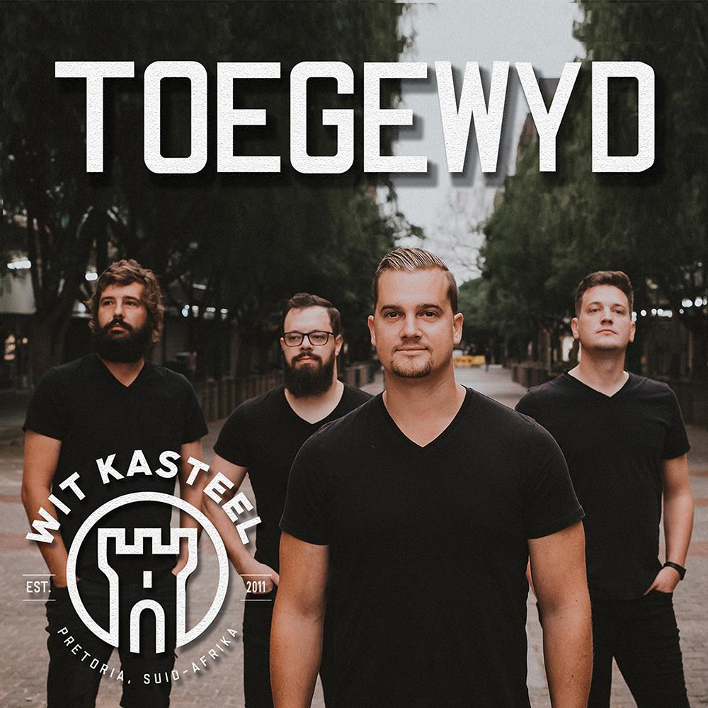 Wit Kasteel Toegewyd Album Omslag