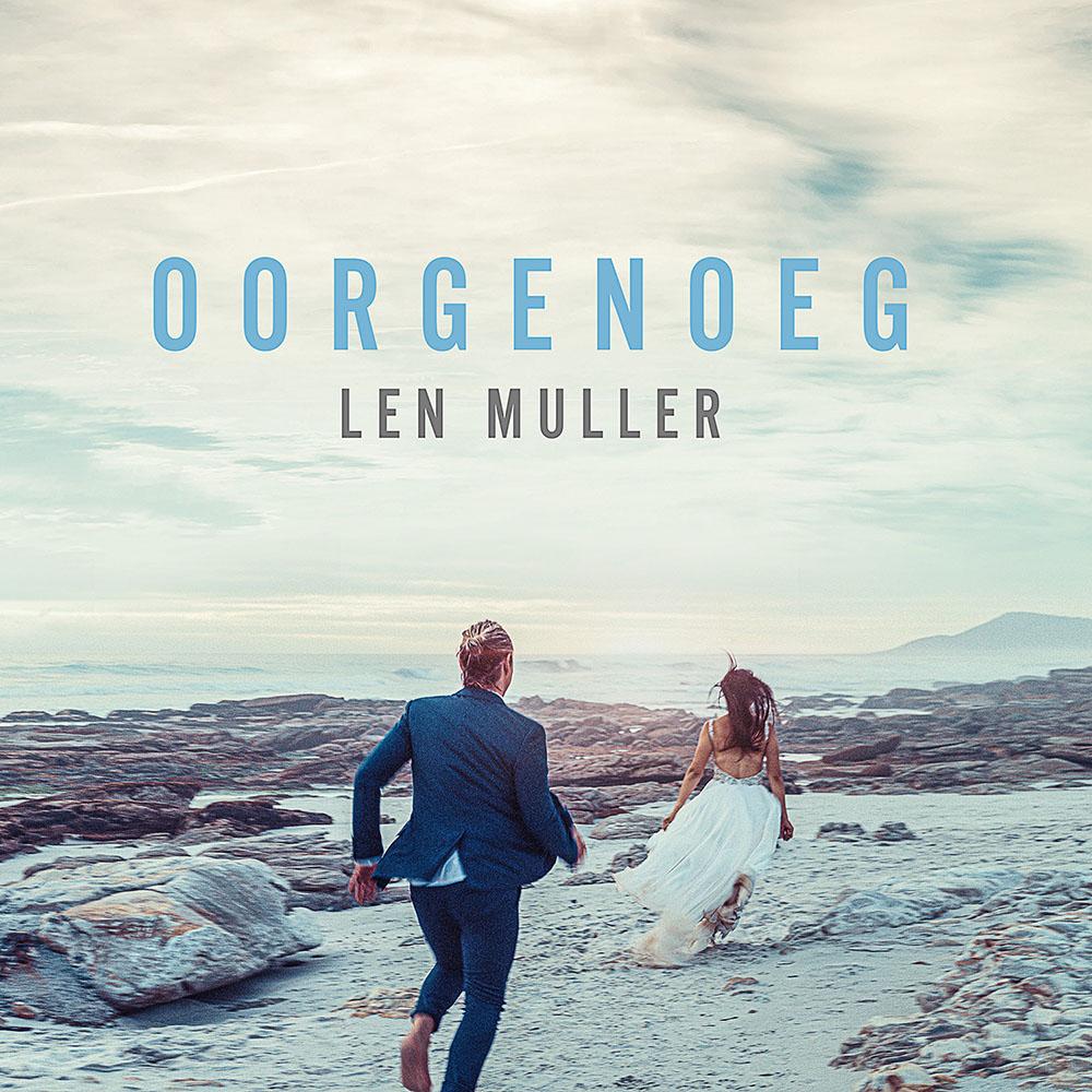 Len Muller Oorgenoeg Omslag