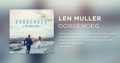 Len Muller Oorgenoeg
