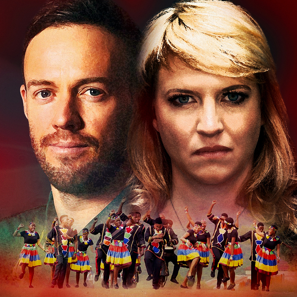 The Flame - Karen Zoid, AB de Villiers en NDlovu Youth Choir