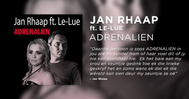 Jan Rhaap ft. Le-Lue ADRENALIEN Plectrum Feature