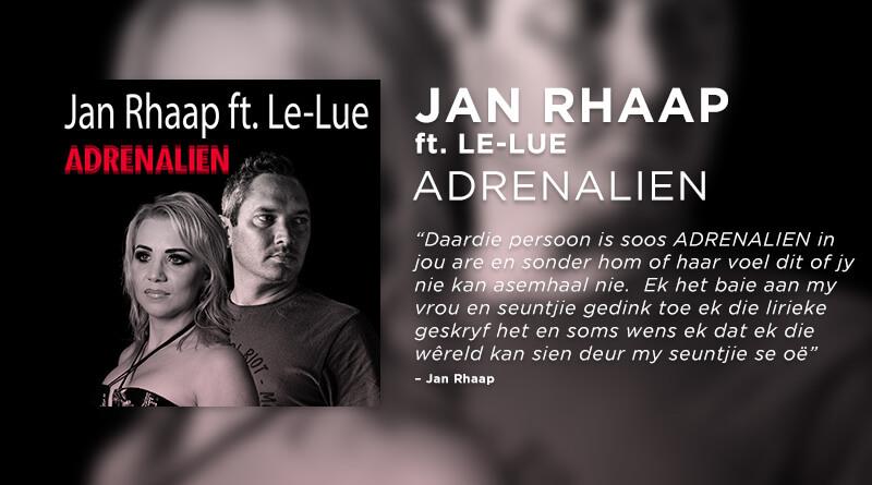 Jan Rhaap ft. Le-Lue ADRENALIEN Plectrum Feature