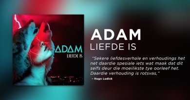 Adam Liefde Is Plectrum