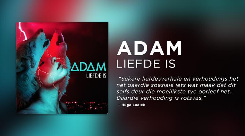 Adam Liefde Is Plectrum