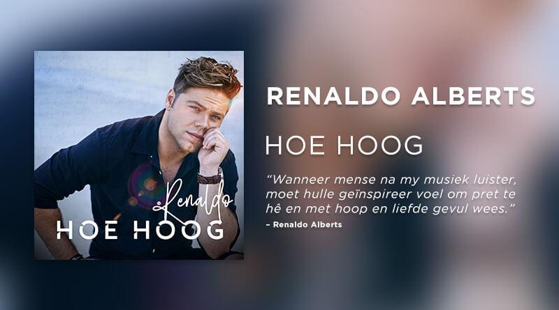 Renaldo Alberts Hoe Hoog Feature Plectrum