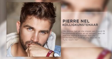 Pierre Nel Kollig Kunstenaar Feature Plectrum