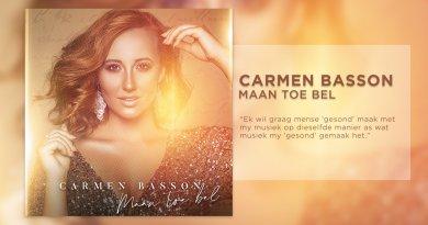 Carmen Basson Maan toe bel