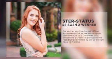 Ster Status Charné Kemp Wenner Seisoen 2 Plectrum Feature