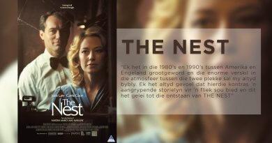 The Nest Plectrum Feature