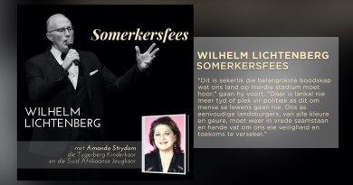 Wilhelm Lichtenberg Somerkersfees Feature Plectrum