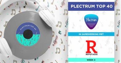 plectrum top 40 week 3