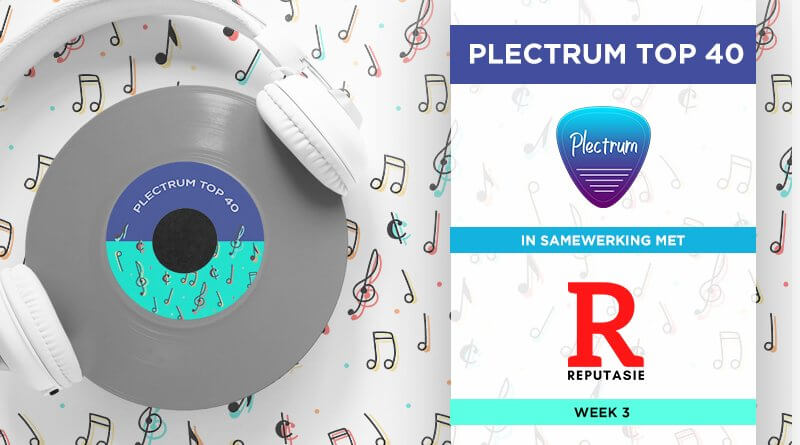 plectrum top 40 week 3