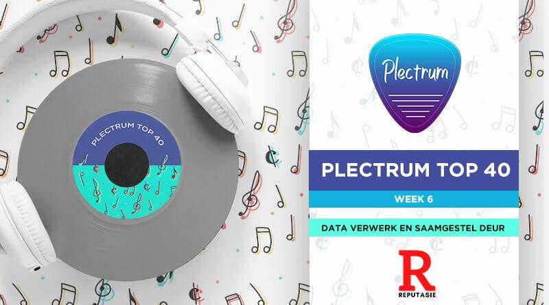 Plectrum Top 40 Week 6