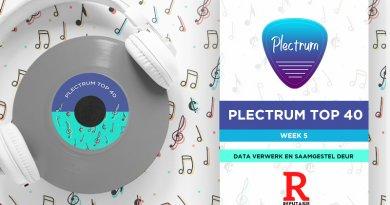 Plectrum Top 40 Week 5 Feature