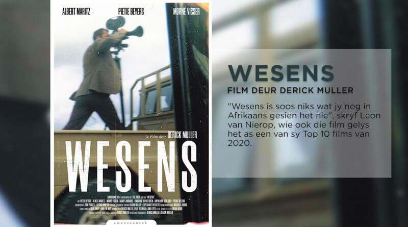 Wesens film feature plectrum