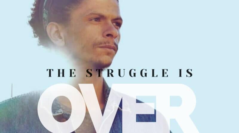 Reggie Peace stel 'n kragtige nuwe enkelsnit vry –   THE STRUGGLE IS OVER